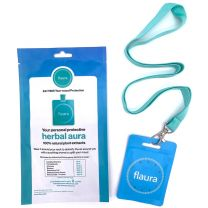 flaura herbal Protective Badge